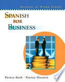 libro Spanish For Business