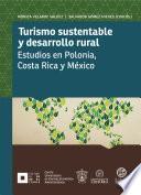libro Turismo Sustentable Y Desarrollo Rural