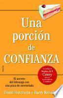 libro Una Porción De Confianza