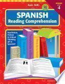 Basic Skills Spanish Reading Comprehension, Level 4, Grades 6   12