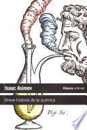 libro Breve Historia De La Química