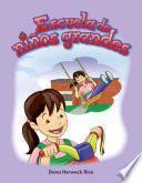 Escuela De Ninos Grandes (big Kid School) (la Escuela (school))