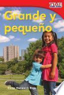 Grande Y Pequeño (big And Little)