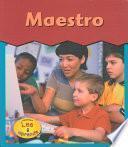 libro Maestro