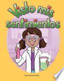 libro Me Pongo Mis Sentimientos (i Wear My Feelings) Lap Book (spanish Version) (los Sentimientos (feelings))