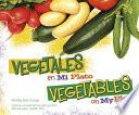 libro Vegetables On My Plate