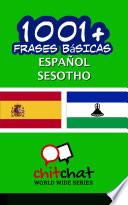 libro 1001+ Frases Básicas Español   Sesotho