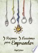 libro 5 Razones 5 Lecciones Para Emprender