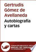libro Autobiografías Y Cartas