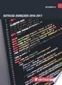 Autocad Avanzado 2016 2017