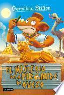 libro El Misterio De La Pirámide De Queso