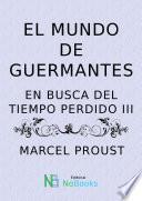 libro El Mundo De Guermantes