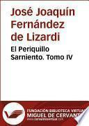 libro El Periquillo Sarniento Iv