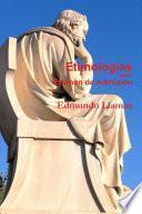 Etimologias Para El Examen De Admision