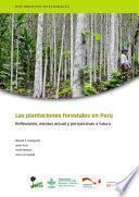 libro Las Plantaciones Forestales En Perú