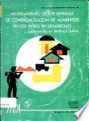 libro Mejoramiento De Los Sistemas De Comercializacion De Alimentos En Los Paises En Desarrollo