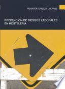 libro Prevención De Riesgos Laborales En Hostelería