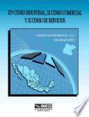 Xiv Censo Industrial, Xi Censo Comercial Y Xi Censo De Servicios. Censos Económicos, 1994. Guanajuato