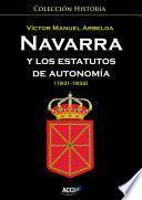 Navarra Y Los Estatutos De Autonomía… (1931   1932)