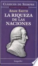 Riqueza De Las Naciones / Wealth Of Nations