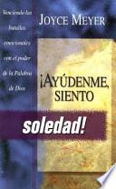 Ayudenme Siento Soledad
