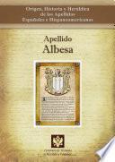 Apellido Albesa