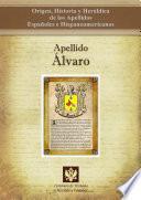 Apellido Álvaro