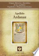 libro Apellido Ardanaz