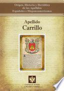 Apellido Carrillo