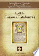 Apellido Casaus (catalunya)