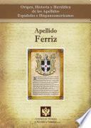 Apellido Ferriz