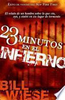 libro 23 Minutos En El Infierno