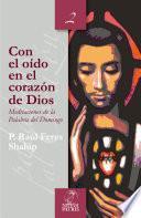 libro Con El Oído En El Corazón De Dios