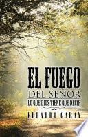 libro El Fuego Del Seor