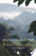 libro En Días De Gran Paz