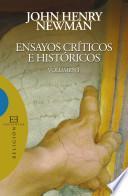 libro Ensayos Críticos E Históricos / 1