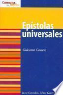 libro Epistolas Universales