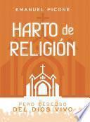 libro Harto De Religión