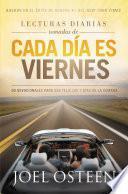 libro Lecturas Diarias Tomadas De Cada Día Es Viernes