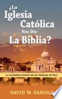 libro ¿nos Dio Roma La Biblia En Español?