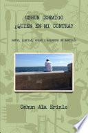 libro Oshun Conmigo Quien En Mi Contra