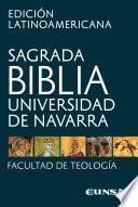 libro Sagrada Biblia