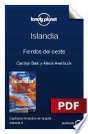 Islandia 4 Fiordos Del Oeste